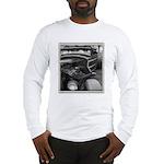 BURN OUT CHAMP Long Sleeve T-Shirt
