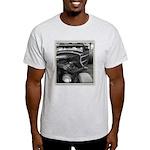BURN OUT CHAMP Light T-Shirt