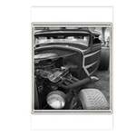 BURN OUT CHAMP Postcards (Package of 8)