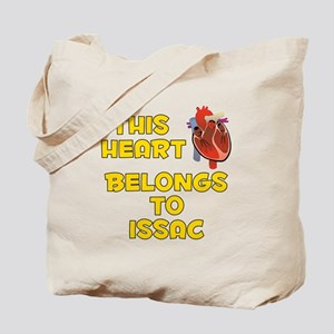 This Heart: Issac (A) Tote Bag