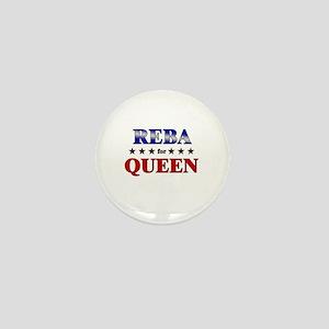 REBA for queen Mini Button