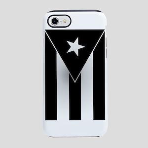 Puerto Rico Flag iPhone 8/7 Tough Case