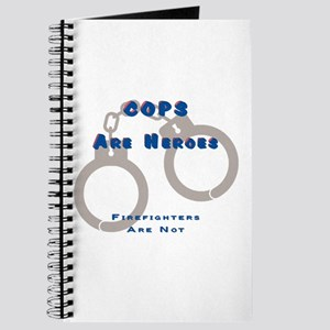 Cops Rule Gifts Journal