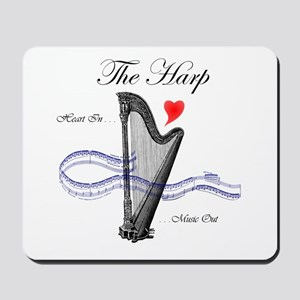 'The Harp' Mousepad