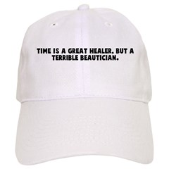 Time is a great healer but a Baseball Cap