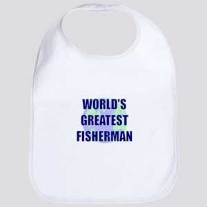 World's Greatest Fisherman Bib