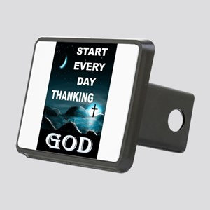 THANK YOU GOD Hitch Cover