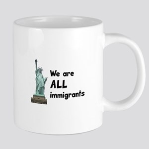 We're all immigrants Mugs