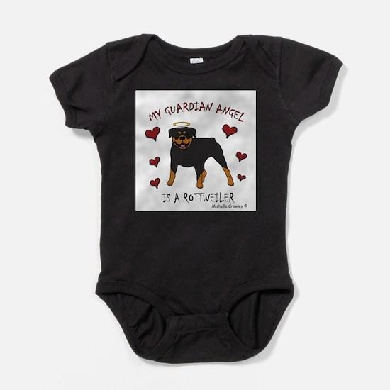 rottweiler Infant Bodysuit Body Suit