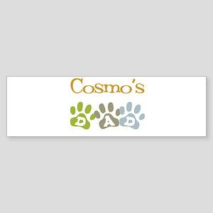 Cosmo's Dad Bumper Sticker