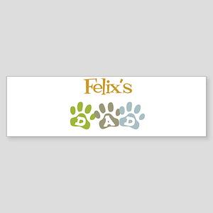 Felix's Dad Bumper Sticker