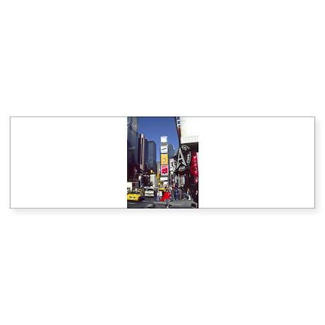 New York Bumper Sticker