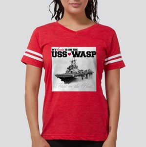 USS Wasp (Heart) T-Shirt