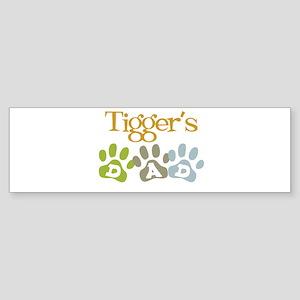 Tigger's Dad Bumper Sticker