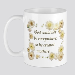 """Mother's - A Jewish Proverb"" Mug"