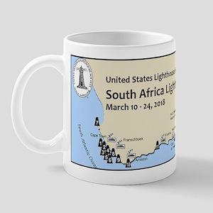 South Africa 11oz Ceramic Mugs