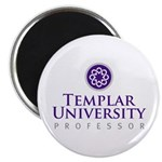 Templar University Magnet