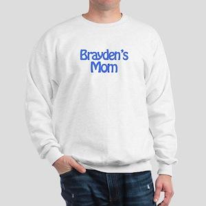 Brayden's Mom Sweatshirt