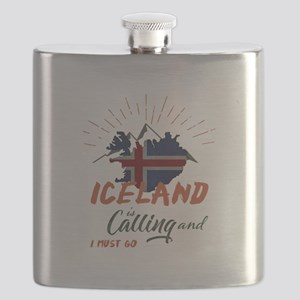 Iceland is calling Flask