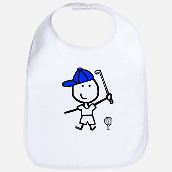 Boy & Golf Bib