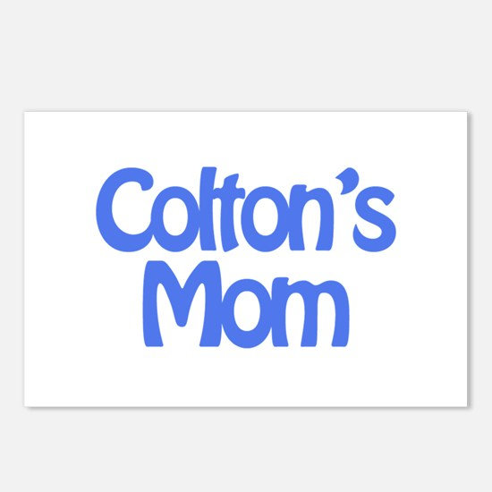 Colton's Mom Postcards (Package of 8)