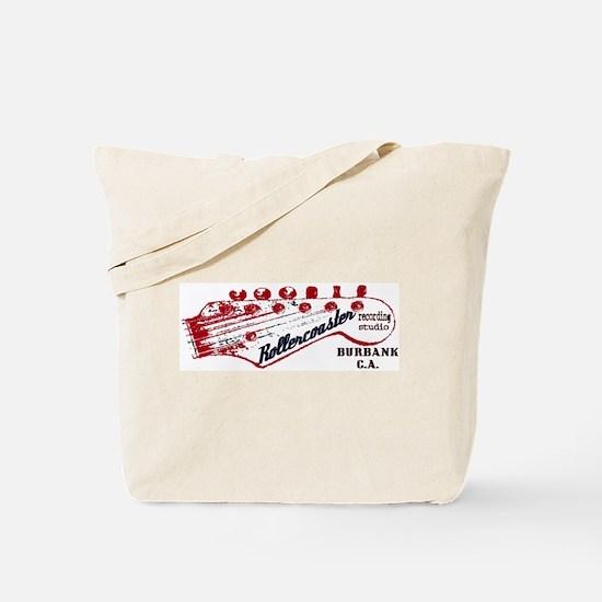 Rollercoaster Recording Studio Tote Bag