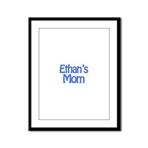 Ethan's Mom Framed Panel Print