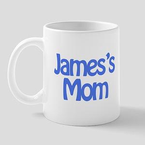 James's Mom Mug