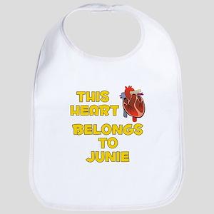 This Heart: Junie (A) Bib