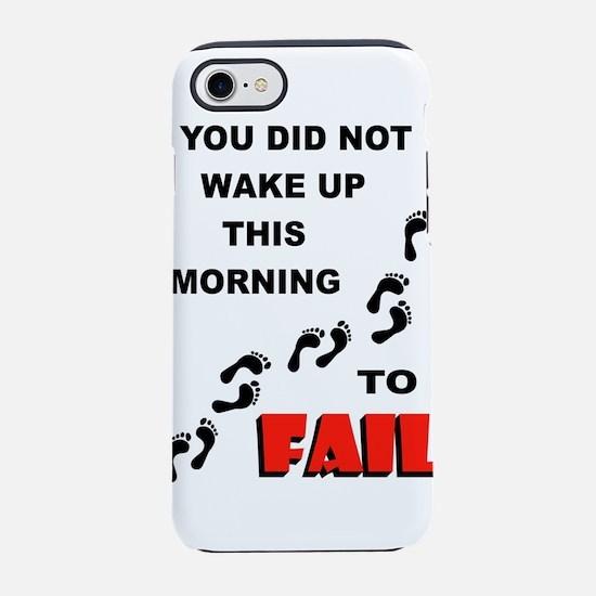FAIL iPhone 8/7 Tough Case