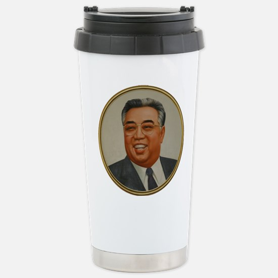 Kim Il Sung - The Great Leader DPRK Korean Juche M