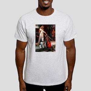 The Accolade & Husky Ash Grey T-Shirt