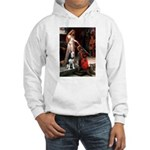 The Accolade & Husky Hooded Sweatshirt