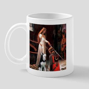 The Accolade & Husky Mug