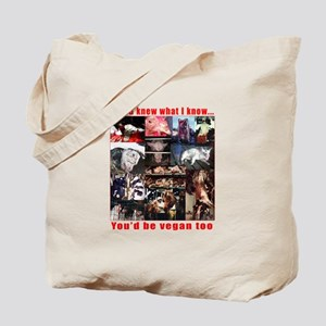 if you knew what I know Tote Bag