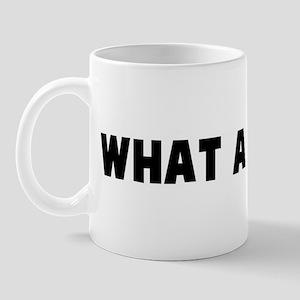 What a bummer Mug
