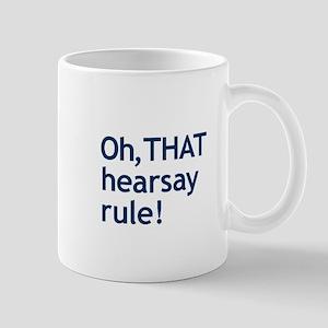 THAT Hearsay Mug