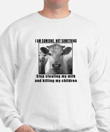 Quit beef and dairy!!! Jumper