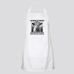 Quit beef and dairy!!! BBQ Apron