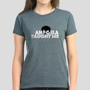 Angela Taught Me T-Shirt
