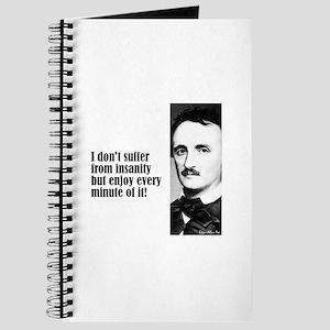 "Poe ""I Don't Suffer"" Journal"