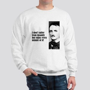 "Poe ""I Don't Suffer"" Sweatshirt"