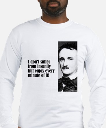 "Poe ""I Don't Suffer"" Long Sleeve T-Shirt"