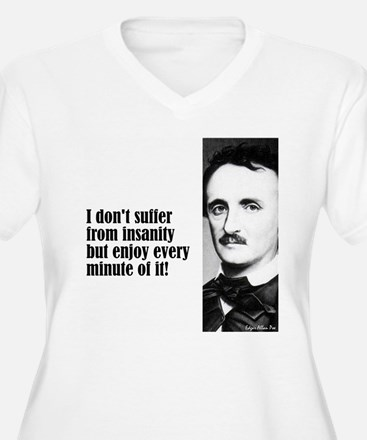 "Poe ""I Don't Suffer"" T-Shirt"