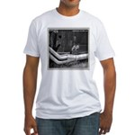 EYES Fitted T-Shirt