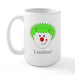 clown Large Mug