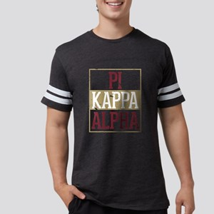 Pi Kappa Alpha Stacked Mens Football Shirt