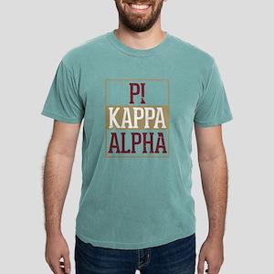 Pi Kappa Alpha Stacked Mens Comfort Colors Shirt