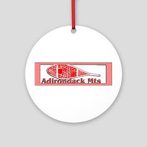 Adirondack Mts Ornament (Round)
