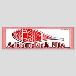 Adirondack Mts Bumper Sticker
